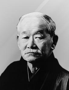 Portrait - Kano Jigoro